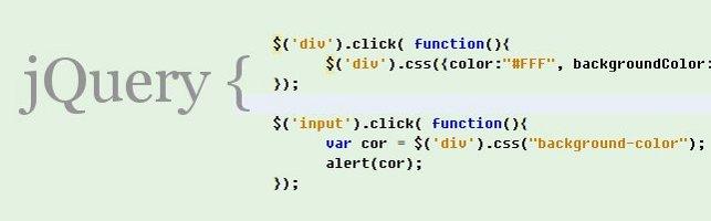 Manipulando CSS com jQuery