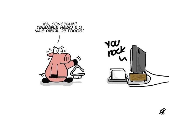 Os Pigs – Triagle Hero