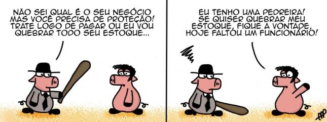 Os Pigs – Máfia