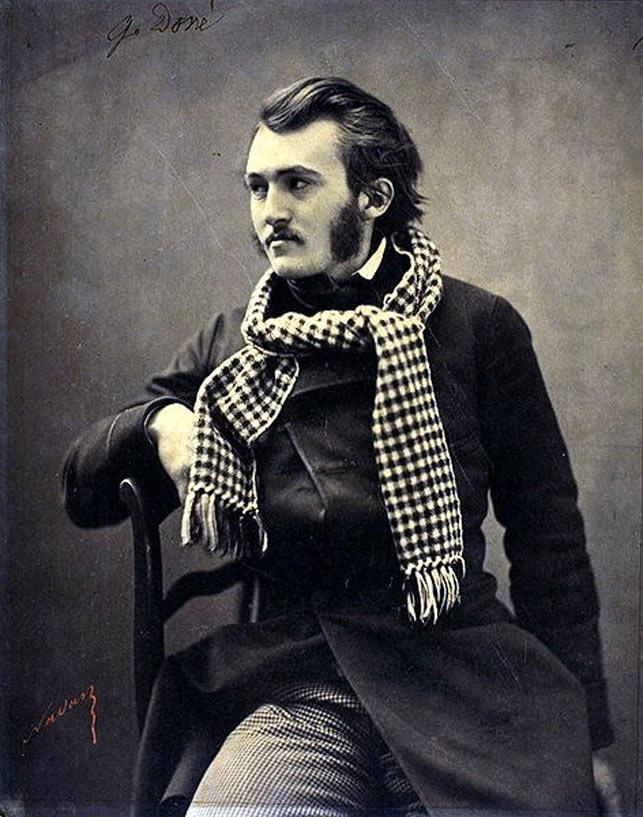 Ilustrações de Gustave Dore